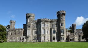Johnstown Castle Royalty Free Stock Photography