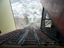 Johnstown Incline. This is the incline in Johnstown, Pennsylvania Royalty Free Stock Image