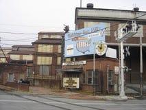 Johnstown, Pennsylvania foto de archivo libre de regalías