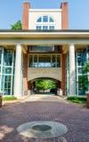 Johnszaal bij Furman-Universiteit royalty-vrije stock afbeeldingen