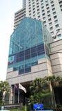 Johor Bahru City Square Building. Shop and buildings in Johor Bahru town area Malaysia Stock Photos