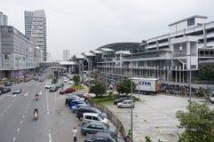 Johor Bahru Sentral Stock Image