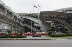 Johor Bahru Sentral Stock Photo