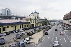 Johor Bahru Sentral Royalty Free Stock Images