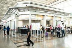 Johor Bahru sentral train station Stock Photography