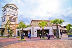 Johor-Prämienausgänge Lizenzfreies Stockfoto