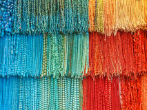 Joia coloridas em uma loja egípcia Fotos de Stock Royalty Free