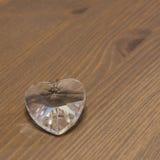 Joia de vidro Fotografia de Stock Royalty Free