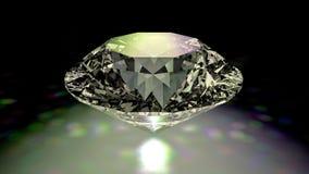 Joia do diamante Fotografia de Stock Royalty Free