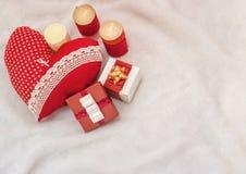 Joia feito a mão no dia do ` s do Valentim Imagem de Stock