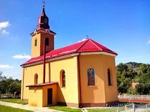 Joia Mare - Orthodox Church Royalty Free Stock Photography