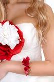 Joia na noiva Fotografia de Stock
