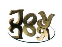 joie reflétée Image libre de droits