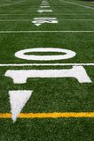 Football Stadium 080. Join in cheering for your favorite football team as they score the winning touchdown royalty free stock photo