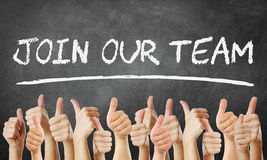 Free Join Our Team Stock Image - 45253961