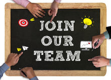 Join our team Concept Stock Photo