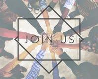 Free Join Us Apply Hiring Membership Recruit Team Concept Stock Photo - 127675070