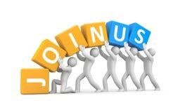 Join us Stock Photos