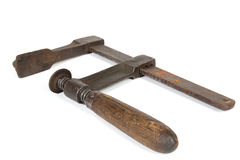 Joiner clamp Stock Photos