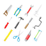 Joiner's tools Stock Photography