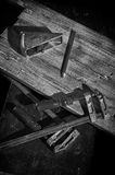 Joiner`s tools. Royalty Free Stock Photo