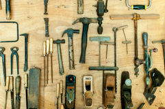 Joiner`s tools Royalty Free Stock Photography