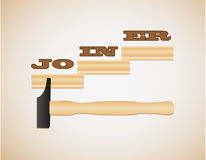 Joiner Royalty Free Stock Photography