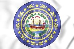 Joint d'état de New Hampshire, Etats-Unis Photo libre de droits