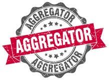 joint d'aggregator estampille Illustration Libre de Droits