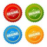 Joint d'étoile de produit initial Image libre de droits