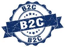 joint de b2c estampille Photos libres de droits