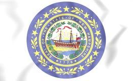 Joint de New Hampshire, Etats-Unis Image stock