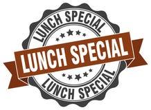 joint de special de déjeuner estampille illustration libre de droits