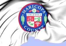 Joint du comté de Maricopa, Etats-Unis illustration de vecteur