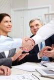 Joint enterprise Stock Images