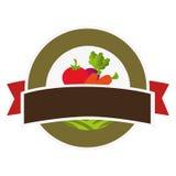 Joint frais de produit à base de légumes Images libres de droits