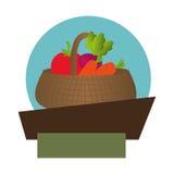 Joint frais de produit à base de légumes Image libre de droits
