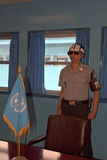 Joint Security Area, Panmunjon, Korean Republic Royalty Free Stock Photography