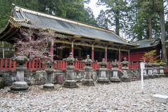 Nikko Temple Royalty Free Stock Image