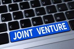 JOINT VENTURE Stock Photo