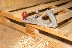 Jointer Royalty Free Stock Photography
