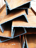 Joists closeup Stock Photography