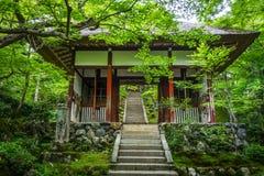 Jojakko -jojakko-ji tempel, Kyoto, Japan royalty-vrije stock afbeeldingen