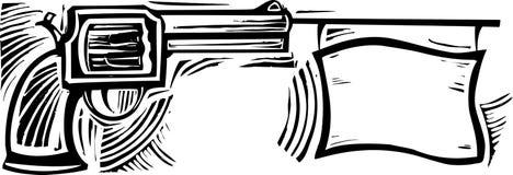 Joke Pistol Stock Photos