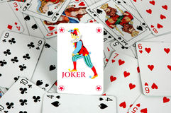 Joker Royalty Free Stock Photos