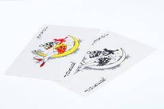 Joker Royaltyfri Bild