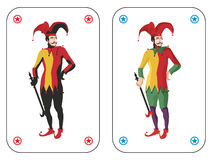 joker illustration de vecteur
