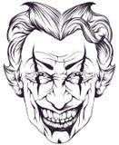 joker Imagens de Stock Royalty Free