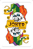 Joker stock illustratie