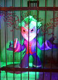 Joker de Funko de Batman Photographie stock
